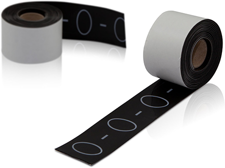 Elastic waterproof tape